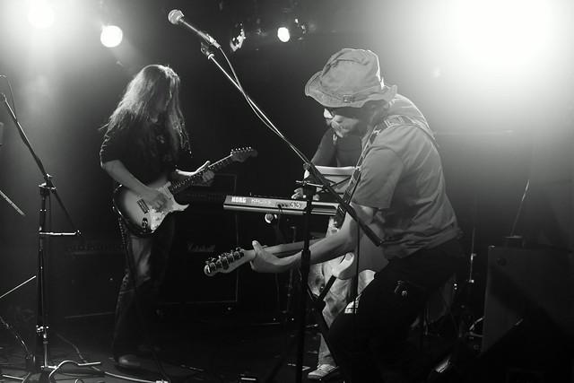 ファズの魔法使い live at 獅子王, Tokyo, 08 Oct 2015. 527
