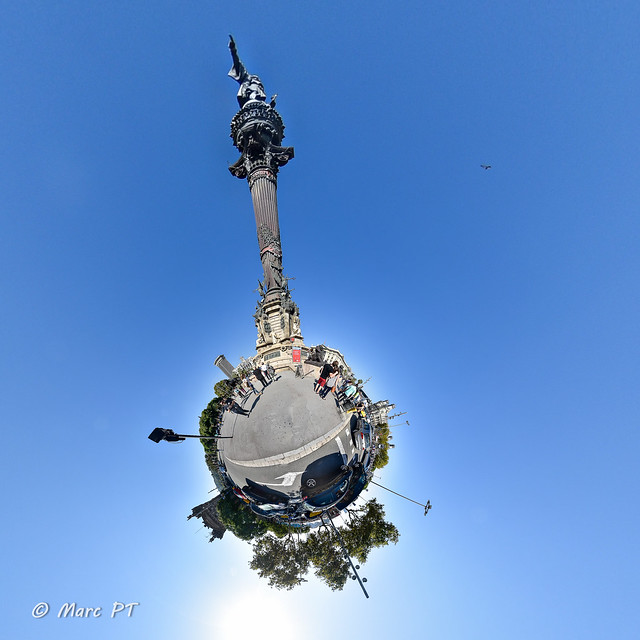 Monumento a Colón - Barcelona