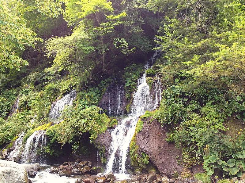 吐竜の滝 Doryu-no-Taki Falls-0004