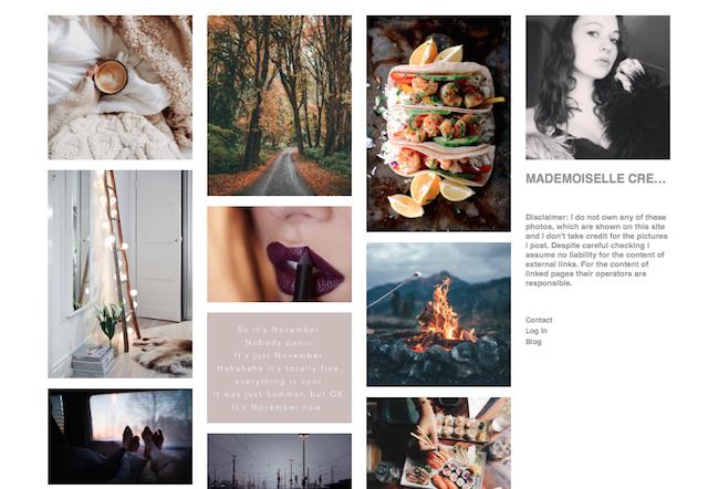 Tumblr November