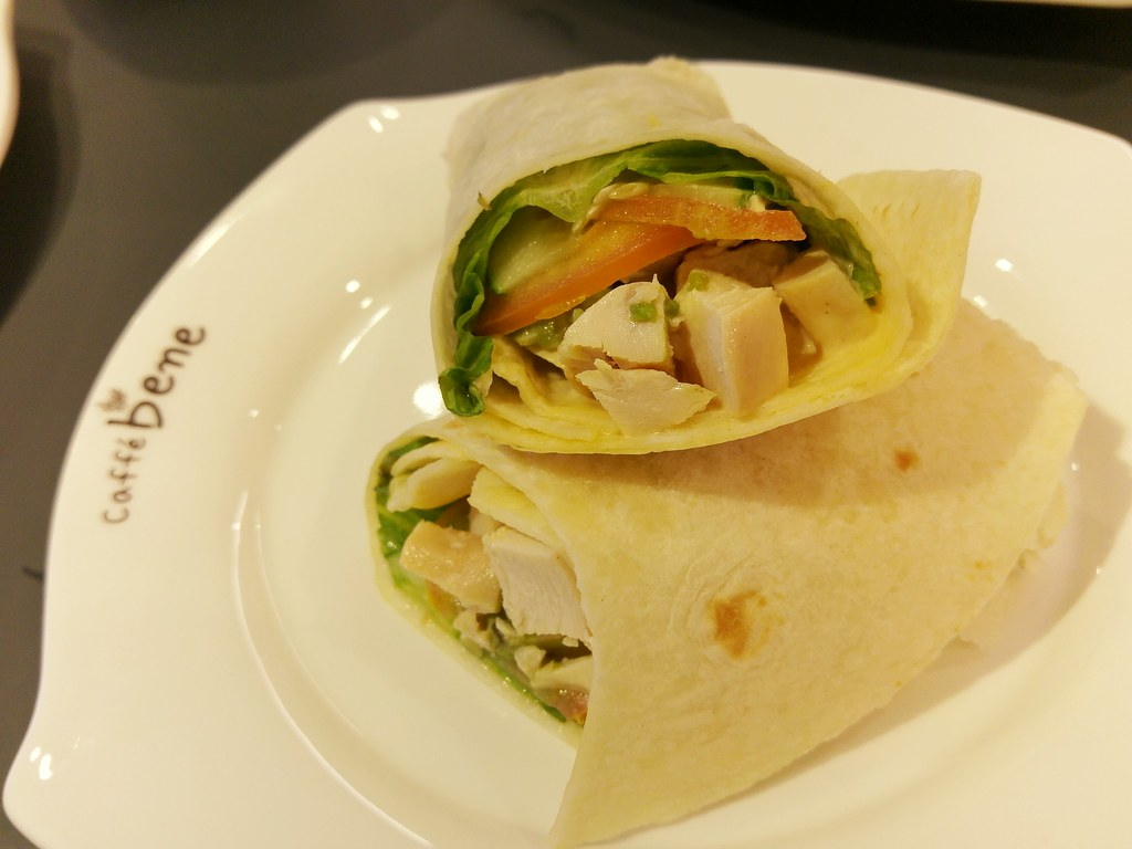 chic & avocado wrap