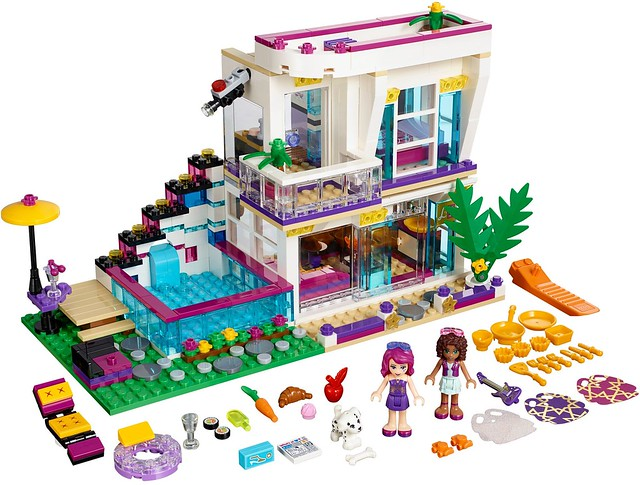 LEGO Friends 2016 | 41135 - Livi's Pop Star House