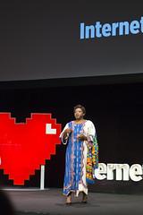 Nnenna Nwakanma, Internetdagarna 2015