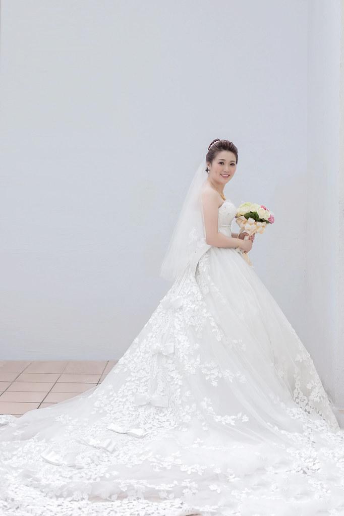 台南婚攝-迎娶午宴 X 情定城堡 (54)