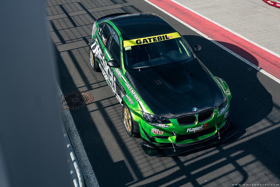 BMW E90 KS Motorsport