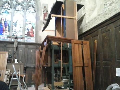 Les grandes orgues de St Pierre et St Päul