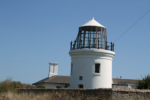 Former lighthouse at Wallsend Cove, Portland