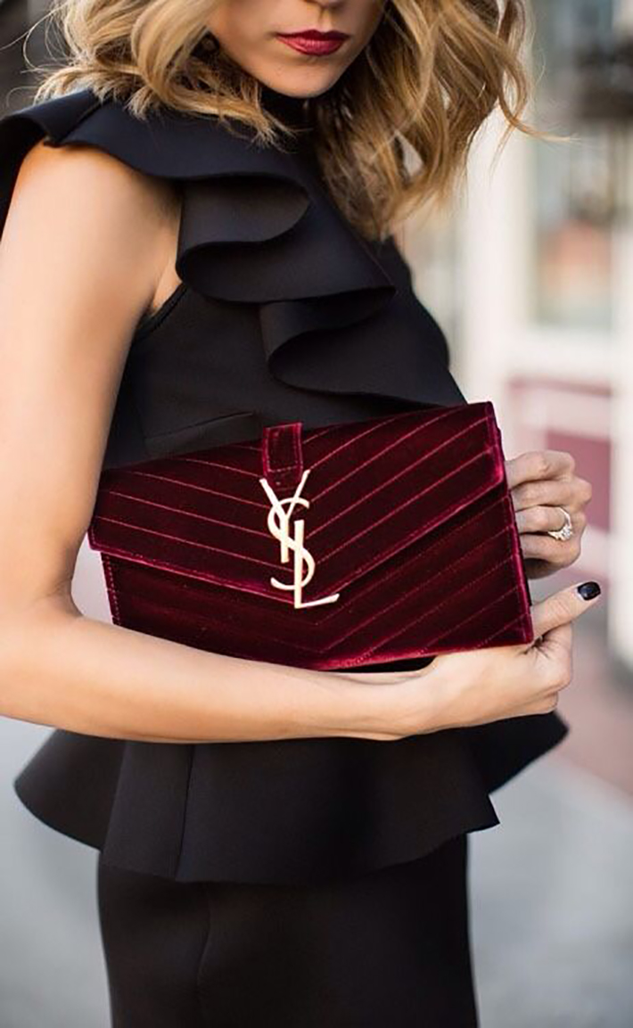 how to wear velvet streetstyle inspiration outfits11