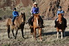 Family recreation on the Owyhee River