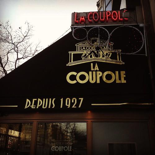 La Coupole, Paris