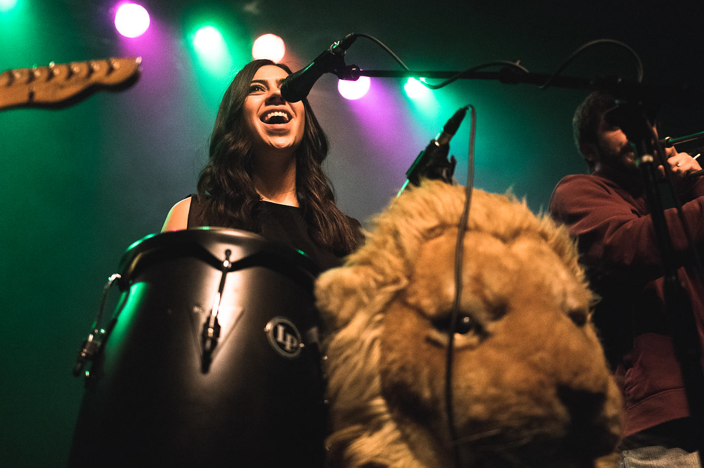 A Ferocious Jungle Cat at The Bourbon Theatre | 12-31-15