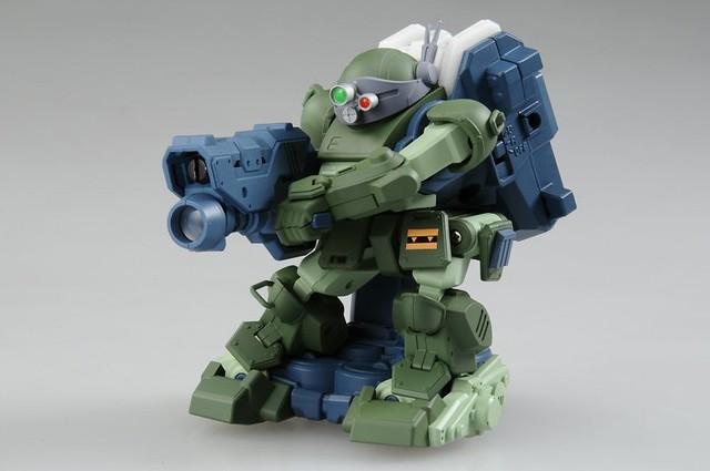 """戰鬥射擊機器人""""GAGAN GUN"""" 將推出《裝甲騎兵》特別版"""