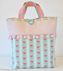Handmade Molly Bag