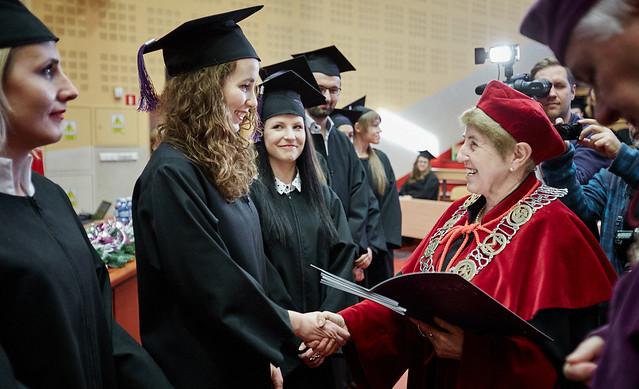 Gala Absolwentów Wydziału Ekonomiczno-Socjologicznego 2015