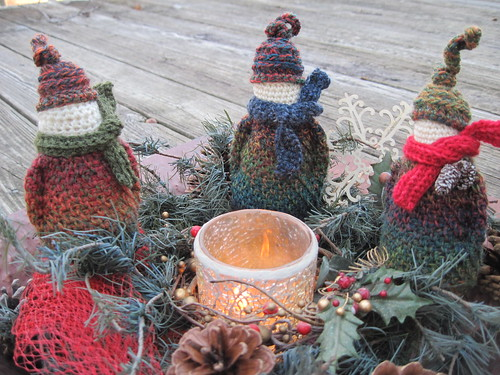 Wee Elves - Crochet Version