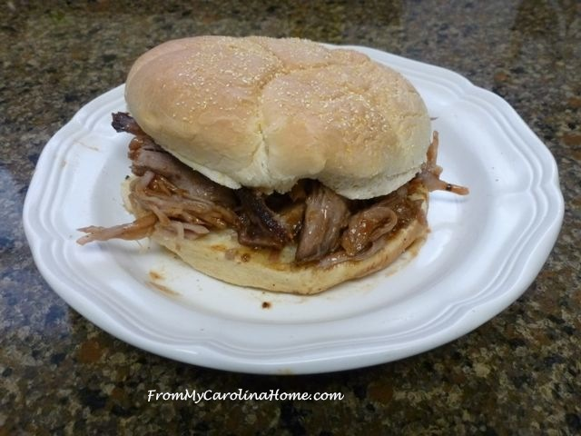 Slow Roasted Pork | From My Carolina Home