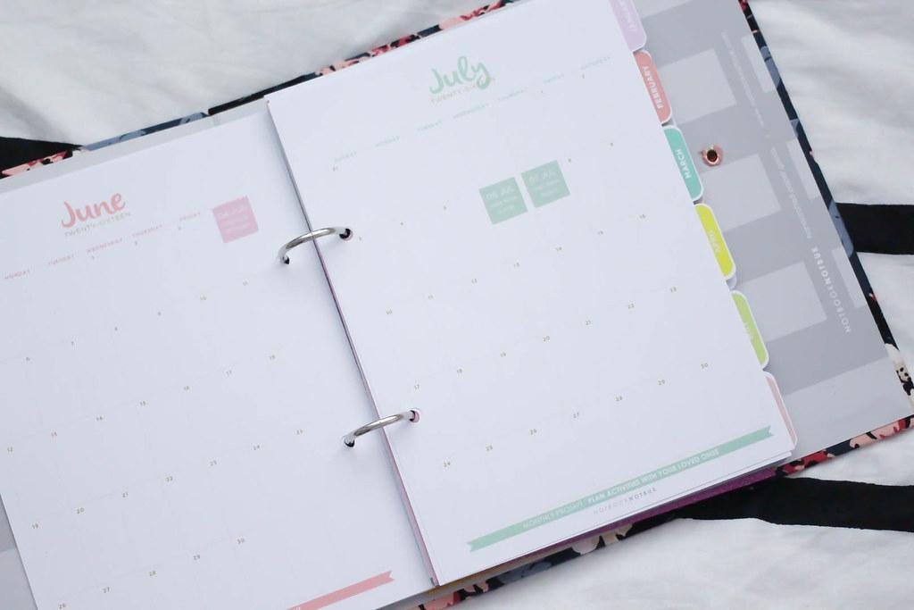 notbook notbuk planner