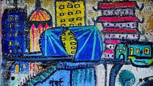Mumbai East Side Gallery