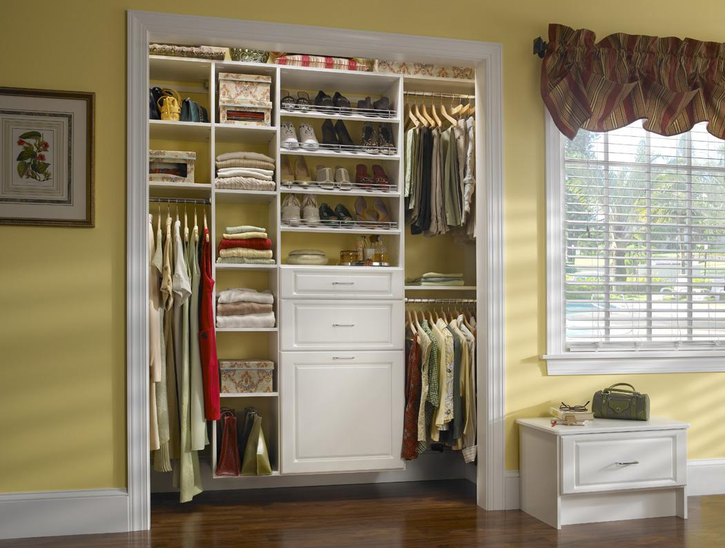 Neat Bedroom Organization Ideas