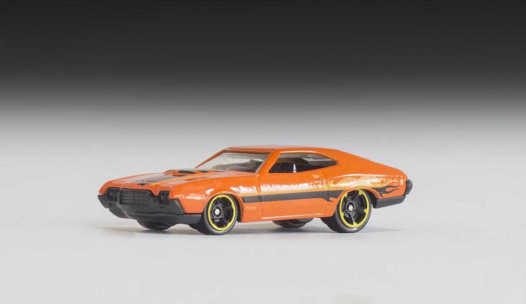 Hot Wheels 1972 Ford Gran Torino Sport 2016 Muscle Mania A Photo