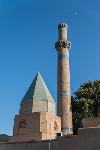 maḩallehyekhaţīr jamehmosqueofnatanz isfahan iran irn moschea mosque geo:lat=3352050500 geotagged geo:lon=5191271300 maḩallehyekhaå£ä«r
