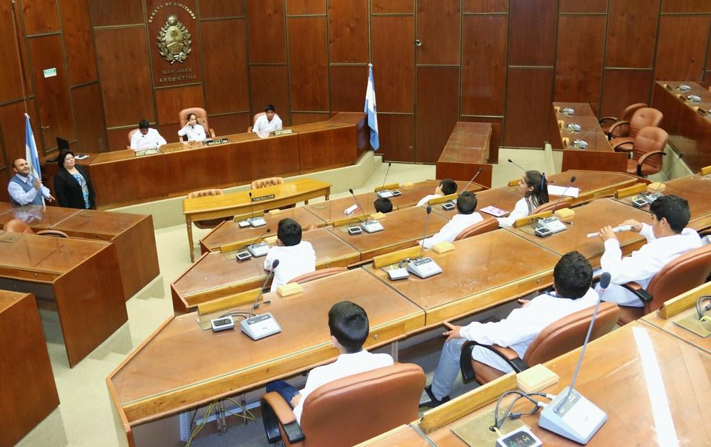 C mara de diputados de san juan escuela calingastina en for Camara de diputados leyes