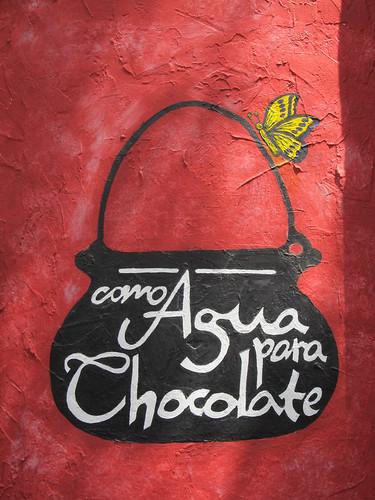 Santiago: le restaurant de ce midi...