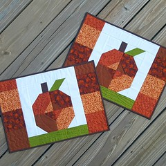 Visit the @accuquilt blog for my latest guest post/project tutorial - I am sharing all the details for my