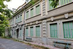 Urbex, Saint Dalmas de Tende, l'ancienne colonie de vacances SNCF