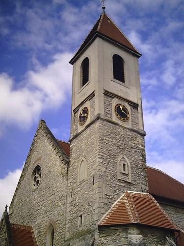 Kirche Hof im Leithagebirge