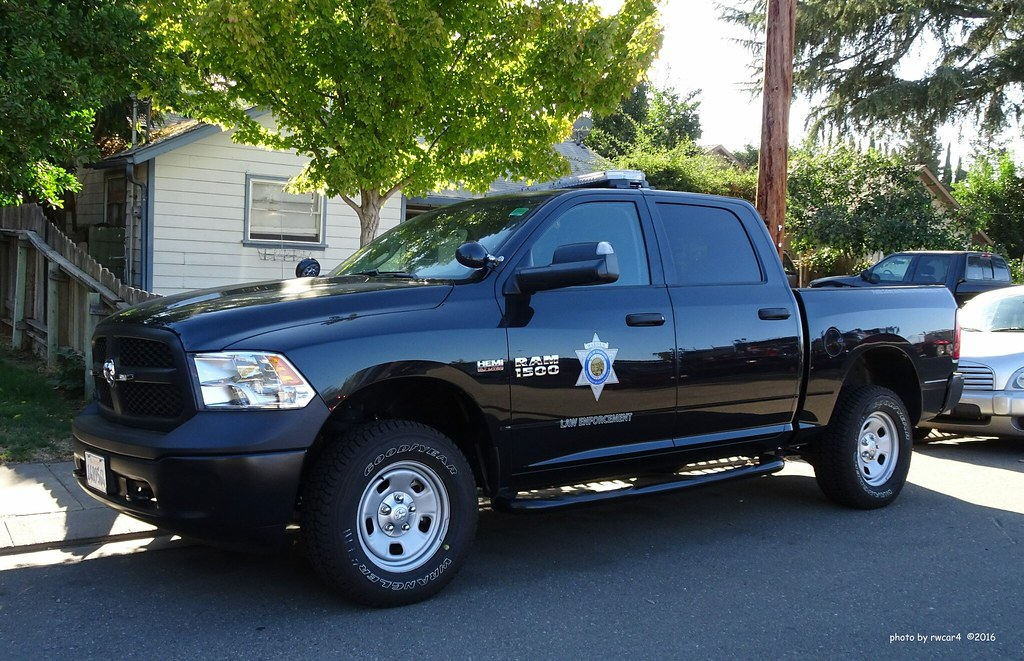 California fish and wildlife game warden ram 1500 for Ca fish and game