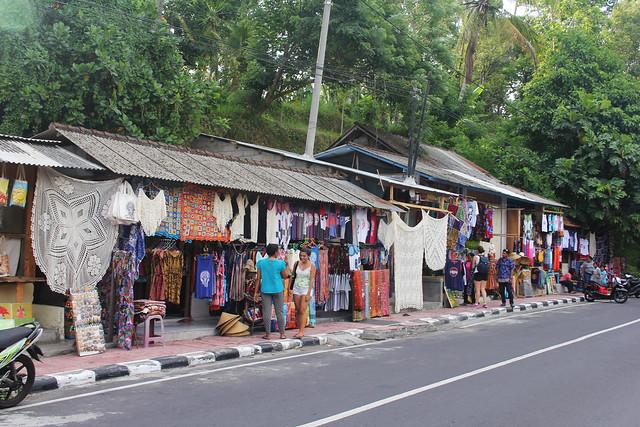 Ubud street market