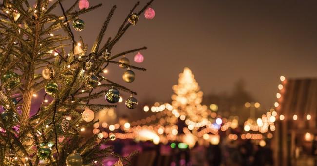 Charitativní vánoční trhy v Praze