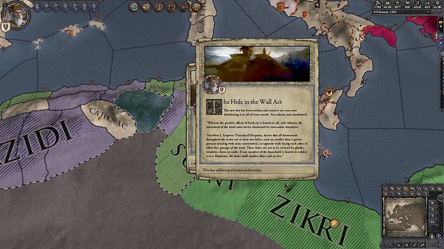 CK2 Insane Act 1