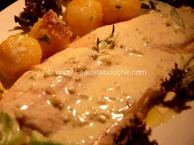 Filet de Féra Nourri au Beurre  © Ana Luthi  Tous droits réservés 007