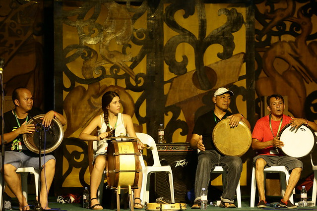 Rainforest World Music Festival 2015-Worksho -Percussion-courtesySTB