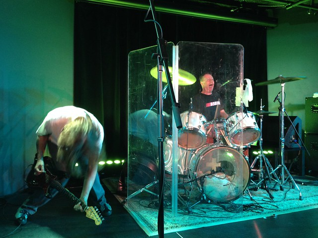Mission of Burma, 3S Artspace, Portsmouth, 6/24/15