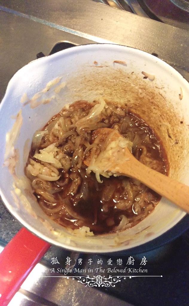 孤身廚房-蟾蜍在洞Toad in The Hole—只有香腸沒有蟾蜍的經典英國味23
