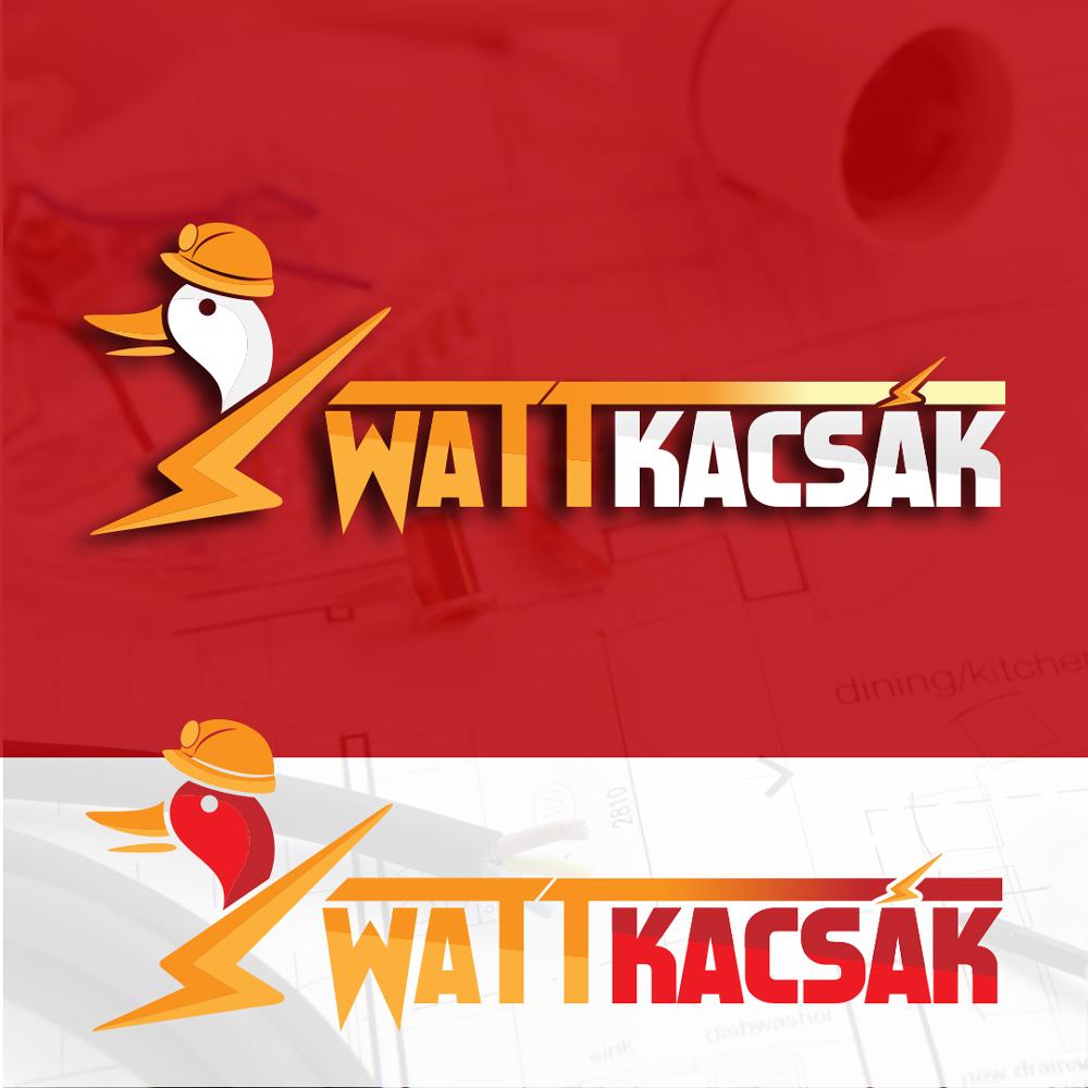 WattKacsák logóterv