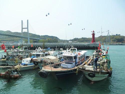 Co-Yeosu-Bord de mer (2)