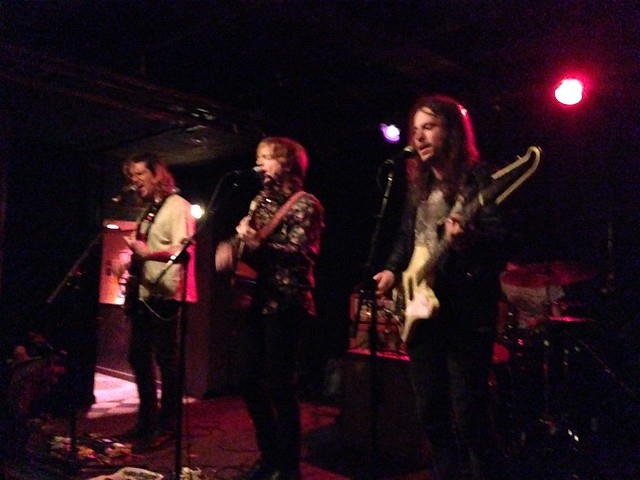 Ex Hex and Kuroma, Great Scott, 4/24/15