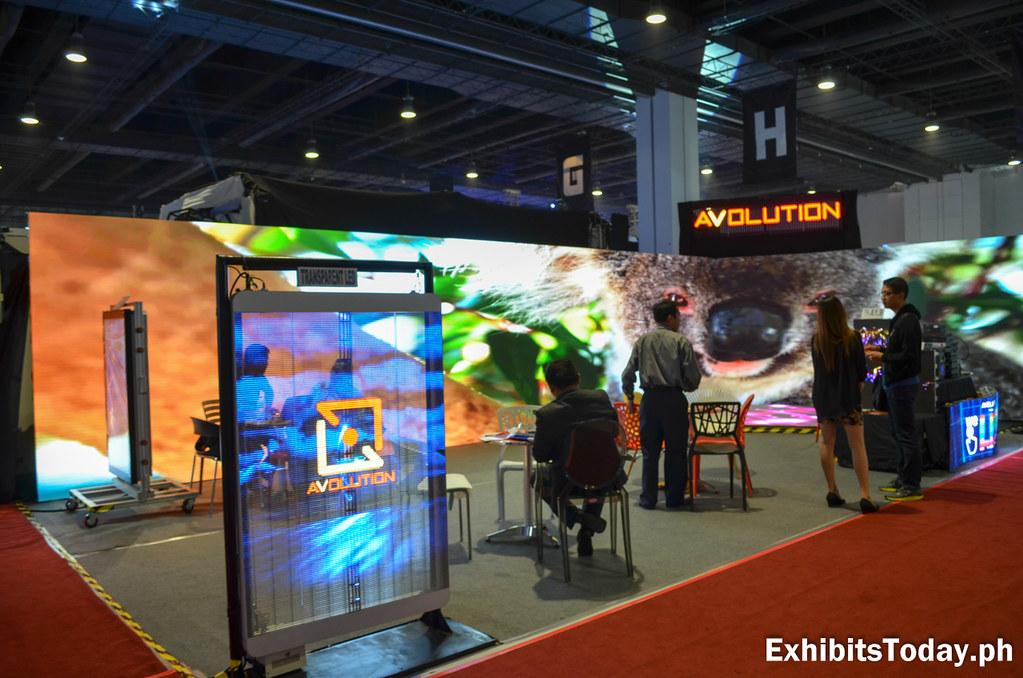 Avolution Exhibit Display