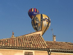 Balloons in Haute Provence - Photo of Lardiers