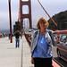 golden gate bridge ...  the tourist