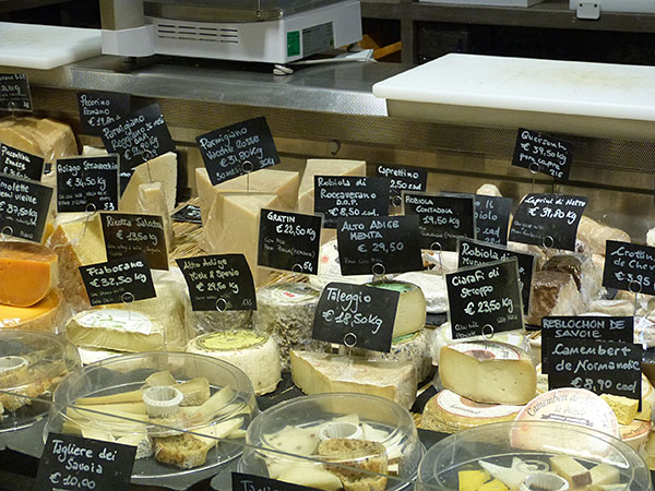 quelques fromages