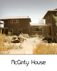 mcginty house