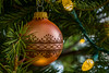 Christmas tree decoration by snapify