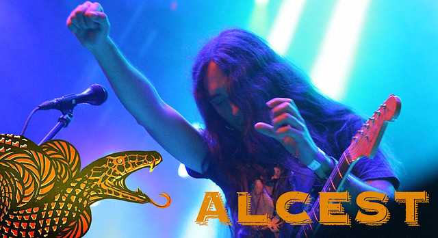 Header of Alcest