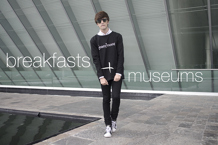 breakfasts + museums