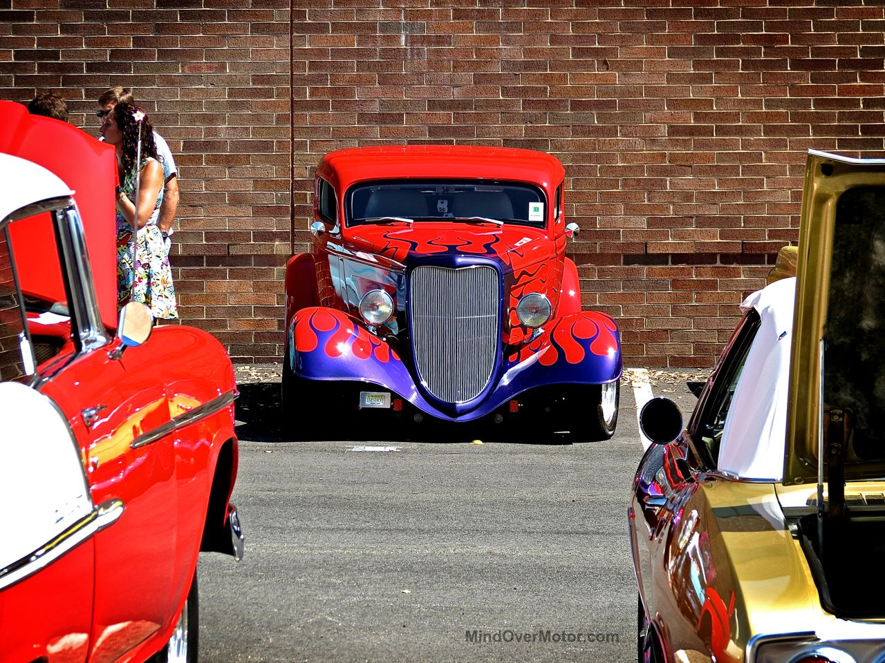Ford Hot Rod Lead East